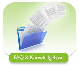 Fequently Ask Questions and Knowledgebase